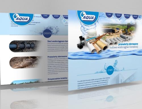 BM-AQUA.PL – Przewierty sterowane, budowa wodociągów i kanalizacji