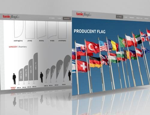 Tanieflagi.pl – producent bannerów i flag reklamowych