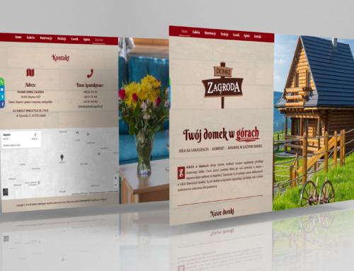 Domki Zagroda – Twój domek w górach
