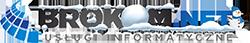 BROKOM.NET – profesjonalne usługi informatyczne Logo